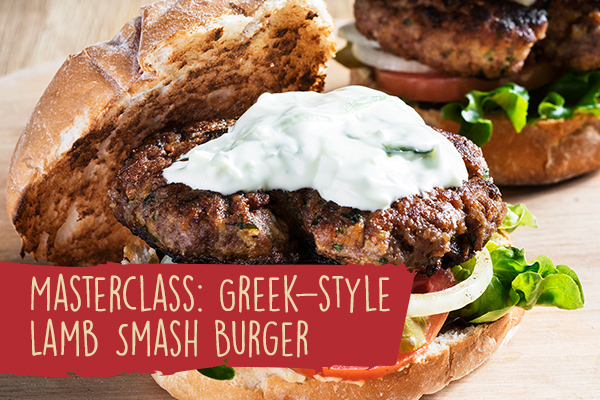 06-masterclass-greek-style-lamb-smash-burger
